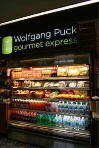 Airport Restaurants - Healthy Food Options