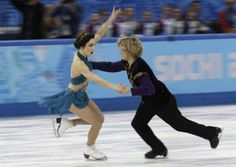 "U.S. Olympians Meryl Davis and Charlie White: Olympic Ice Dancing Routine Matches Up Flawlessly With Beyoncé's ""Drunk In Love"""