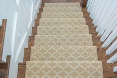 DOVER Adhesive Bullnose Carpet Stair Tread