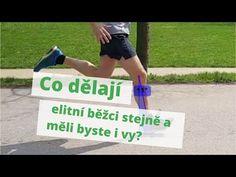 Co spojuje elitní běžce v technice běhu? - YouTube Sport, Youtube, Deporte, Sports, Youtubers, Youtube Movies