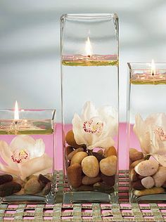 romantic candle decor for st. valentine's day 2