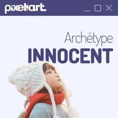 Archétype de marque | Innocent Archetypes, Crochet Hats, Knitting Hats, Jungian Archetypes