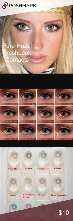 Free Samples of Colored Contacts Without Prescription | Contact ...
