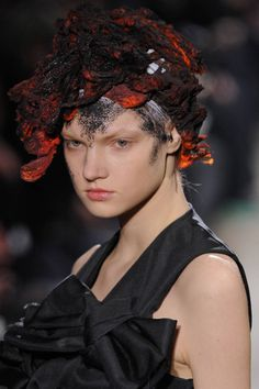 Freaky Chic: Halloween Makeup Ideas Straight From The Runway