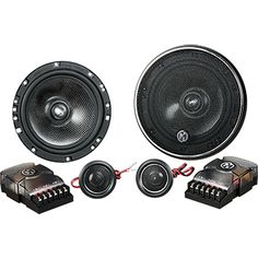 Set de medios Memphis 15-MCX6C 6.5 pulgadas 100 watts