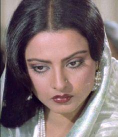 Rekha is known for her films Umrao Jaan, Khoobsurat, Silsila, Khoon Bhari Maang, and Muqaddar Ka Sikandar.