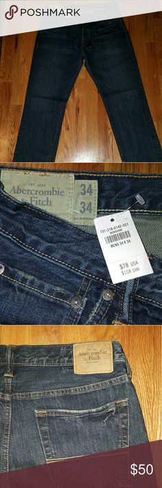 Abercrombie Jeans brand new Brand new with tags Abercrombie & Fitch Jeans Skinny