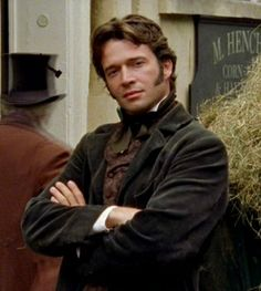 James Purefoy as Donald Farfrae - The Mayor of Casterbridge