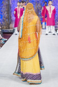 2014 PFW Zainab Chottani Collection