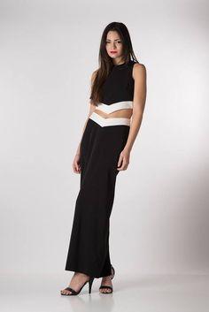 Amazing two piece skirt and top 913-906-9477 alysarene.com
