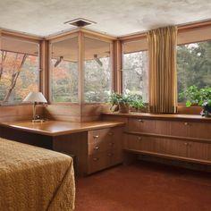 Frank Lloyd Wright / Kenneth Laurent House 1949-1952