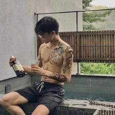 How to Get 6 Pack Abs Workout Sexy Asian Men, Cute Asian Guys, Asian Boys, Cute Guys, Asian Men Fashion, Korean Boys Hot, Korean Boys Ulzzang, Ulzzang Boy, Korean Men Hair