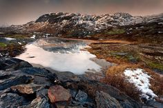 Colours of Hardangervidda - Visit my website: www.alessandroterzi.com  Lee ND Grad 0.6 B+W circular polarizer  Tripod