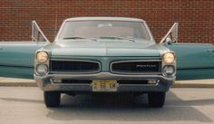 BACK IN THE DAY. with our 1966 PONTIAC LeMANS,  OHC 6 SPRINT.
