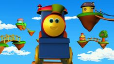 Bob il Treno - Avventura con i Numeri | Bob, The Train -  Adventure with...