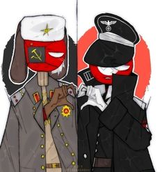 Read Ussr x Nazi from the story Imágenes de Countryhumans by Rusia_Crazy (I'm fine) with reads. Humans Meme, History Memes, Country Art, Human Art, Ship Art, Anime Fantasy, Hetalia, Manga, Neko