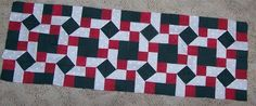 Zoey Quilts: I am Thinking of Leaving this One as a Rectangle Without Triangular Ends