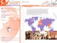 SyVision / Une présence internationale / Une forte connaissance des marchés asiatiques. http://www.syvision.net/formation-expatriation.html