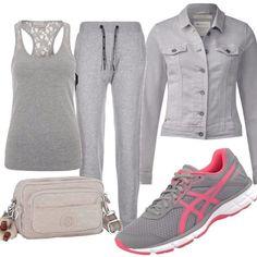 PEAK PERFORMANCE ASICS Outfit Outfit für Damen zum Nachshoppen auf Stylaholic