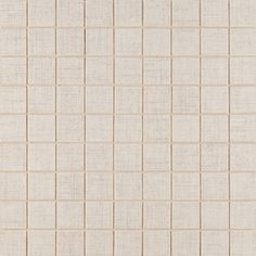 Bath # 2 Shower Pan straight mosaic in paperwhite