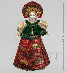 Кукла подвесная ''Девица-краса'' в асс. C
