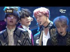 [BTS MAMA 2016] BTS Full Performance at MAMA 2016 ❤ #BTS #방탄소년단