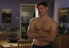 EastEnders: Joey flirts with Lucy.