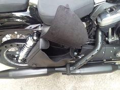 #FortyEight #motorcycle #HarleyDavidson #Sportster #Bobber #Motor #Passion #Luggage #saddlebags #bags #livefreemotorstylish #motor #bikers