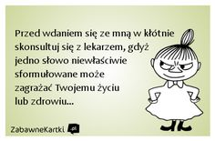 Kłótnia... Funny Quotes, Funny Memes, Jokes, Words Of Wisdom Quotes, Life Quotes, Weekend Humor, Scary Funny, E Cards, Man Humor