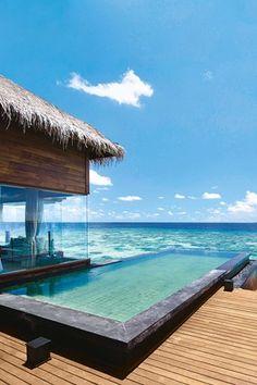 Jumeirah Dhevanafushi, Maldives – The 100 best honeymoon destinations in the world 2015-2016 (BridesMagazine.co.uk)