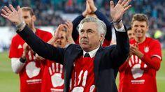 Carlo Ancelotti: quatre sur cinq