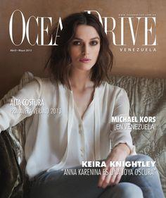 Keira Knightley es la portada de nuestra edición Abril-Mayo y te contamos sobre su papel como Anna Karenina