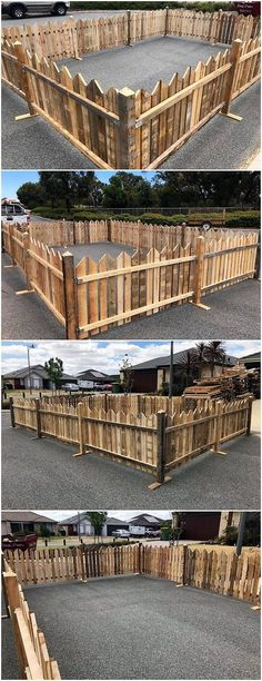 This comes the inspiring and much dramatic designed out fence designing of the wood pallet that would bring a breath-taking impact. You will view the mesmerizing use of the fence coverage into the dark brown pallet use which you can adjust over the whole of fence project.