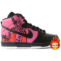 on sale a22da 2e8bf Men Nike Dunk High Kill Bill Custom Triumvir3 Black Purple White Kill Bill, Nike  Dunks