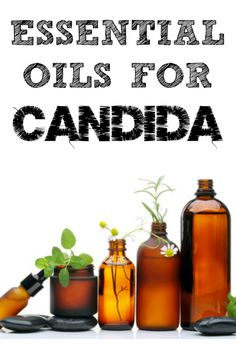Essential Oils For Candida