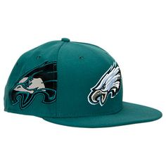 3b8ba807de3 New Era Philadelphia Eagles NFL Fresh Side Snapback Hat Eagles Nfl