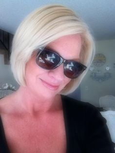 LOVE your new do Cindy!!! & It makes You look YOUNGER ... I need to do that too!