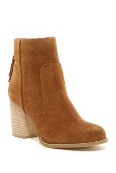 Via Spiga Fletcher Velvet Block Heel Boot Fashionista Nordstrom Rack Online And Heels