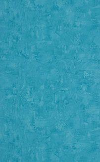 Papier peint acapulco bleu saint maclou d co chambre - Papier peint bleu turquoise ...