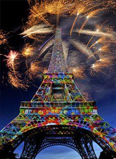 Galerie de la tour Eiffel - Photos et vidéos de la tour Eiffel