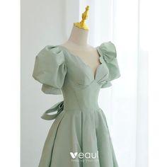 Classy Outfits, Pretty Outfits, Pretty Dresses, Simple Dresses, Casual Dresses, Short Dresses, Girls Fashion Clothes, Fashion Dresses, Tea Length Formal Dresses