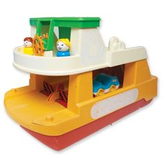 Vintage Fisher Price Ferry