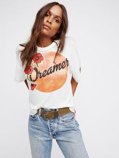 We The Free We The Free Dreamer Tee at Free People Clothing Boutique