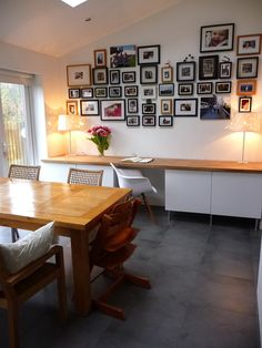 Wonderful Screen Ideas There's nothing Greater than a brilliant IKEA Hack of worn place, and it is a superb excuse to R Home Office Storage, Home Office Space, Home Office Design, Home Office Decor, Home Decor, Office Spaces, Work Spaces, Bedroom Storage, Guest Bedroom Colors