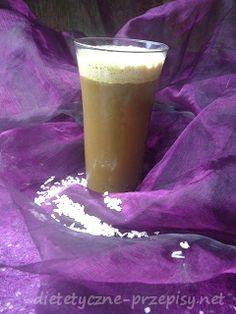 dietetyczna kokosowa kawa mrożona