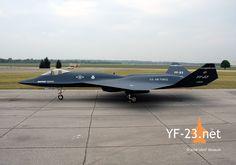 """USAF YF-23 """"Black Widow"""""""