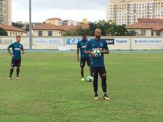 BotafogoDePrimeira: Jair confirma time misto do Botafogo contra o Cruz...