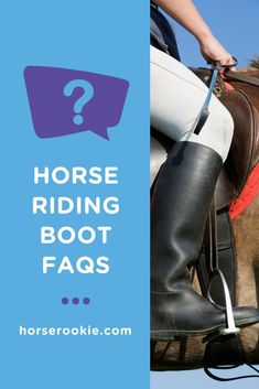 There are lots of questions when you shop for horseback riding boots. Here are the most common questions horseback riders ask when they are shopping for a new riding or barn boot. Barn Boots, Horse Riding Boots, Horseback Riding, Equestrian, Horses, Group, This Or That Questions, Board, Shopping
