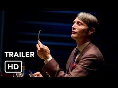 Hannibal: Nova série de TV já tem trailer e fotos divulgados