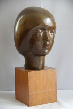 AUDFRAY Etienne, sculpture en bronze - Stéphanie II - I/IV - 1982